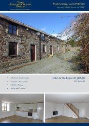 Molly Cottage Castle Pill Farm Offers In The Region Of £145,000