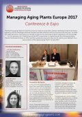 MANAGING AGING PLANTS EUROPE 2017 - Page 2