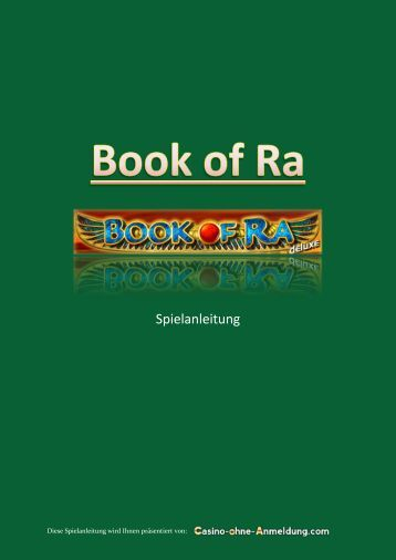book of ra spielanleitung