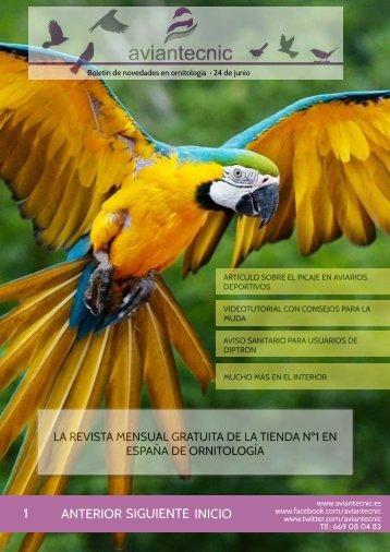 Aviantecnic - Revista de ornitología