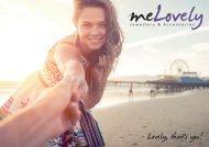 melovely Katalog   Sommer 2016