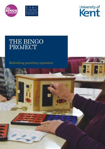 THE BINGO PROJECT