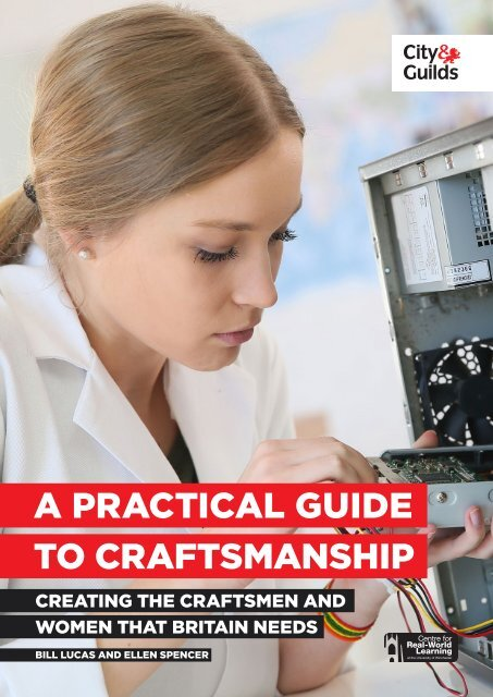 A PRACTICAL GUIDE TO CRAFTSMANSHIP