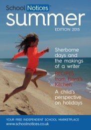 Summer Edition 2015