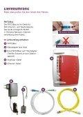 Installationsanleitung Glasfaser FRITZ!Box - Seite 2