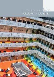 Relazione annuale 2015