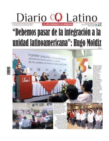 Edición 24 de Junio de 2016