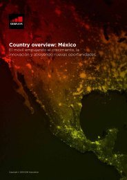 Country overview México