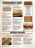 Pane's Restaurant - Breakfast/Lunch Menu - Page 4
