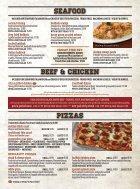 Pane's Restaurant - Breakfast/Lunch Menu - Page 5
