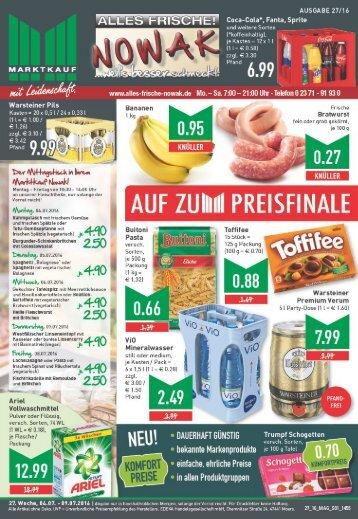 Angebote KW 27