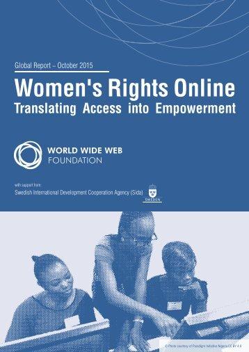Women's Rights Online