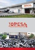 Catalogo de Productos Topesa S.A. - Page 2