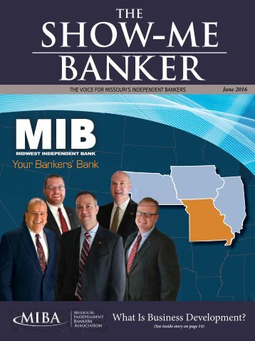 SHOW ME BANKER