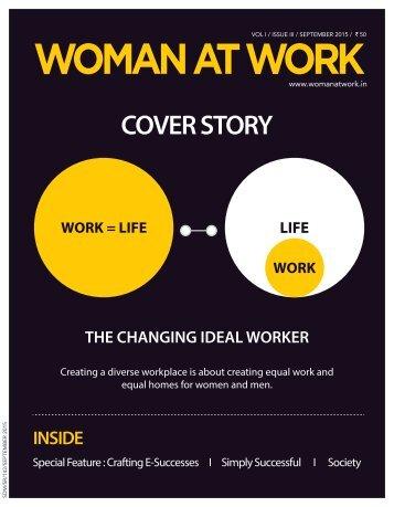 September 2015 Woman At Work Digital