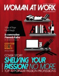 October 2015 Woman At Work Digital