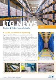 LTG Newsletter 1/2016