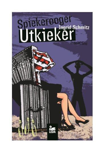 Spiekerooger Utkieker Leseprobe_Ingrid Schmitz