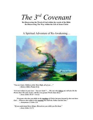 3rd Covenant -- presentation pamphlet