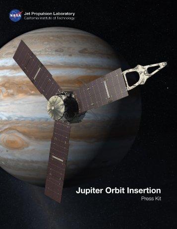 Jupiter Orbit Insertion