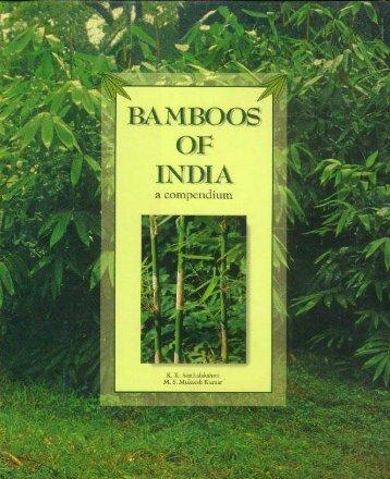 BAMBOOS OF INDI A