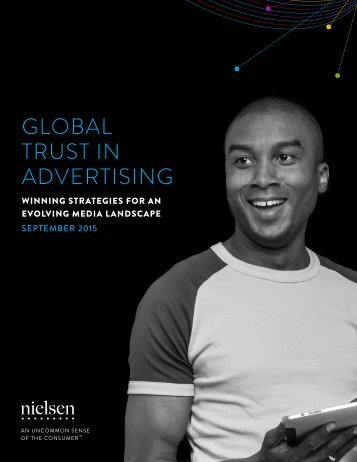 GLOBAL TRUST IN ADVERTISING