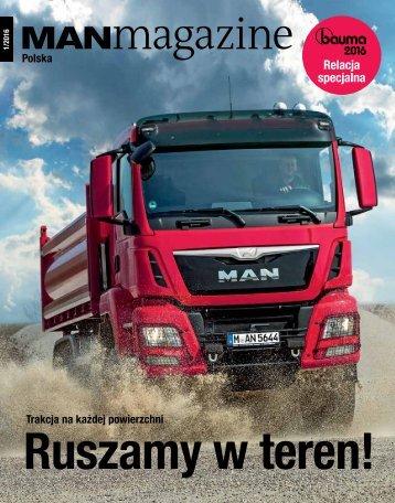 MANmagazine Truck Polska 1/2016