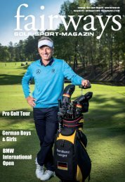 Fairways Ausgabe 3/2016