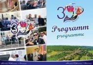 Programmheft Kerwe Obereisenbach 02 - 03. Juli 2016
