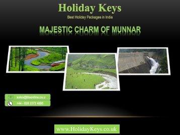 Majestic Charm of Munnar - HolidayKeys.co.uk