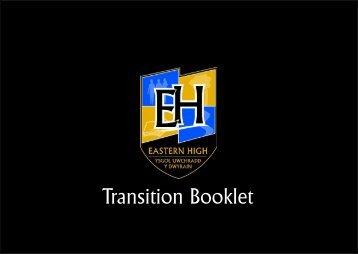 Transition Book Draft
