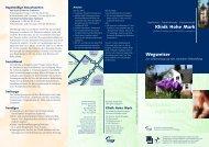 Aufnahme - information - Klinik Hohe Mark