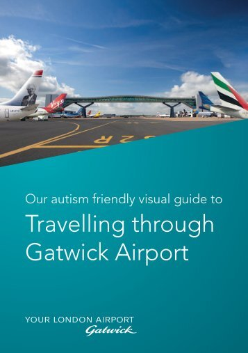 Travelling through Gatwick Airport
