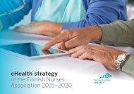 of the Finnish Nurses Association 2015–2020