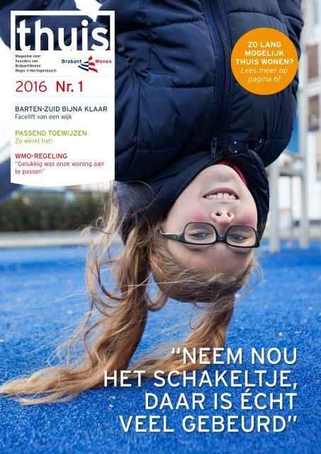 THUIS editie 's-Hertogenbosch maart 2016