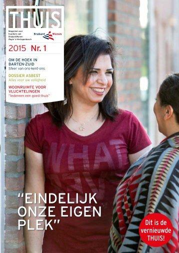 THUIS editie 's-Hertogenbosch juni 2015
