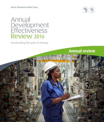 Annual Development Effectiveness Review