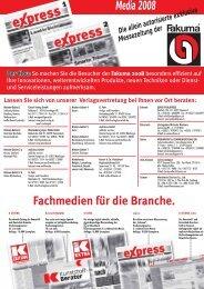 Fachmedien für die Branche. - Medienbüro Wickenhöfer