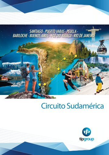 CIRCUITO SUDAMERICA DAY BY DAY