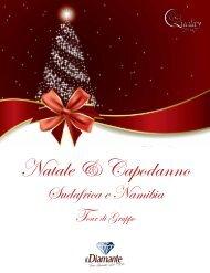Natale Capodanno Sudafrica & Namibia