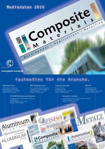 Composite Materials - Alu-web.de