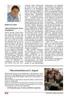 Pfarrblatt Juli 2016 - Page 3