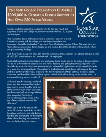 Flood Relief News - PDF flip book