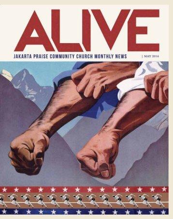 JPCC ALIVE May 2016
