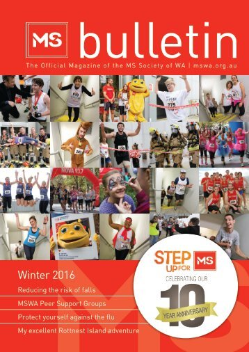 MSWA Bulletin Magazine Winter 16