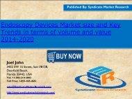Endoscopy Devices Market