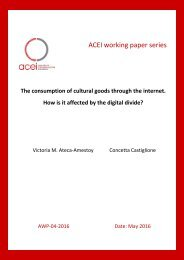 ACEI working paper series