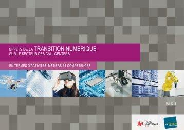 TRANSITION NUMERIQUE