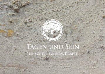 Tagun-und-Sein