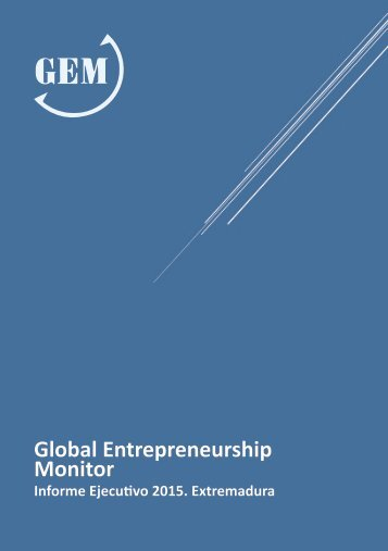 Global Entrepreneurship Monitor